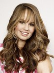Glamorous Wavy Long Lace Front Wig For Woman