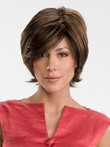 Fashionable Wavy Short Synthetic Wig