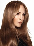 Stylish Full Lace Straight Long Synthetic Wig