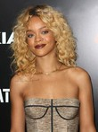 Super Rihanna Lace Front Hairstyle Celebrity Wig