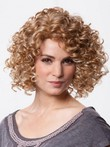 Comfortable Fashionable Synthetic Wig