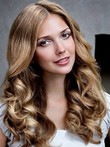 Wavy Magnificent Synthetic Lace Front Wig