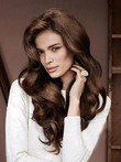 Graceful Wavy Lace Front Remy Human Hair Wig