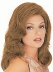 Wavy Long-stupendous Length Front Lace With Mono Human Hair Wig