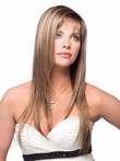 Capless Straight Magnificent Synthetic Wig