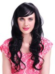 Classic High Quality Full Lace Wavy Long Wig
