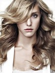 Polished Wavy Synthetic Capless Wig