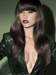 Wavy Prevailing Classic Synthetic Capless Wig