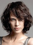 Wavy Remy Human Hair Wonderful Capless Wig