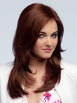 Human Hair Hairstyle Fashionable Full Lace Wig