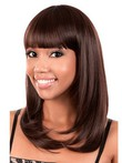 Good Synthetic Looking Capless Wig
