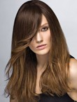 Long Capless Popular Human Hair Wig