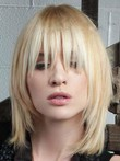 Lace Front New Style Synthetic Straight Wig