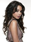 Human Hair Romantic Wavy Lace Front Wig