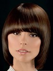 Straight Attractive Synthetic Wig