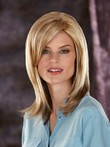 Length Shouldr Classic Straight Synthetic Wig
