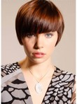 Hairstyle Wonderful Capless Human Hair Wig
