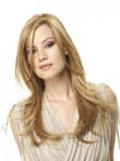 Lace Straight Charming Long Human Hair Wig