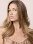 Synthetic Straight Smooth Lace Front Wig