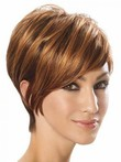 Most Popular Capless Straight Synthetic Wig
