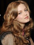 Wavy Beautiful Human Hair Lace Front Wig