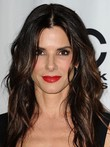 Sandra Bullock's Natural Hairstyle Human Hair Wig