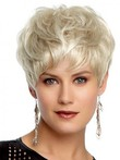 Flattering Boy Luxury Cut Capless Wig