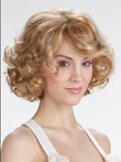 Wavy Lace Front Stunning Synythetic Wig