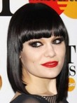 A Jessie J Style Black Top Quality Bob Celebrity Wig