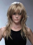 Wavy Long Stunning Synthetic Wig For Women