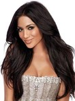 Comfortable Wavy Human Hair Lace Front Wig