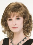 Wavy Excellent Medium Capless Wig