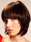 Graceful Synthetic Capless Straight Wig