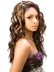 Loose Wave Gypsy Shag Synthetic African American Wig