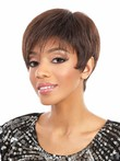 Straight Stunning Synthetic Capless Wig
