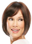 Wonderful Straight Capless Short Wig