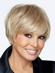Short Top Monofilament Synthetic Wig For Woman