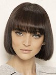 Straight Capless Miraculous Remy Human Hair Wig