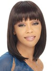Straight Lace Front Comfortable African American Wig