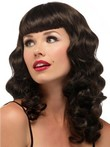 Capless Long Loose Wave Nice Synthetic Wig