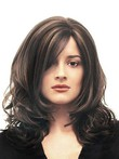 Wavy Stylish Synthetic Capless Wig