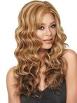 Long New Style Layered Goddess Waves Wig