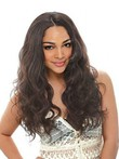 Natural Wavy Synthetic High Quality Capless Wig