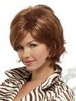 Synthetic Wavy Elegant Lace Front Wig