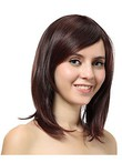 Straight Medium Magnificent Synthetic Wig