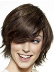 Synthetic Prodigious Straight Capless Wig