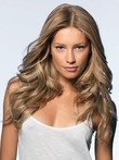 Adorable Lace Front Wavy Human Hair Wig