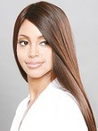 Synthetic Pretty Lace Front Wavy Wig