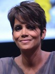 Halle Berry Human Hair Hand-tied Mono Top Hairstyle Celebrity Wig