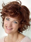 Synthetic Magnificent Length Short Lace Front Wig